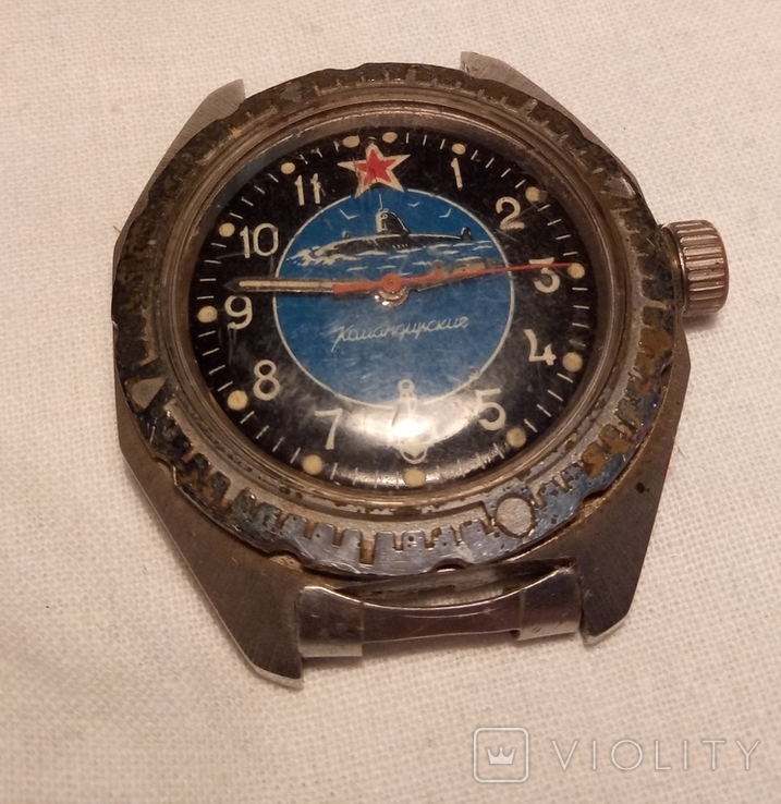 Часы Командирские, фото №2