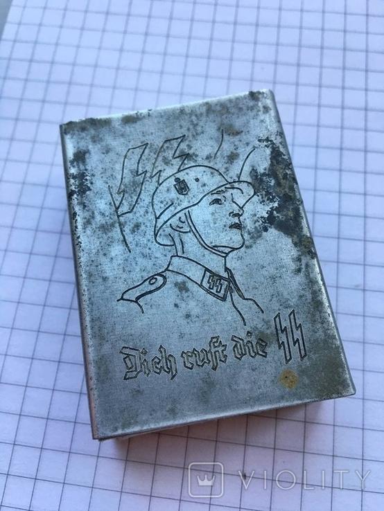 Спичечница СС копия, фото №2