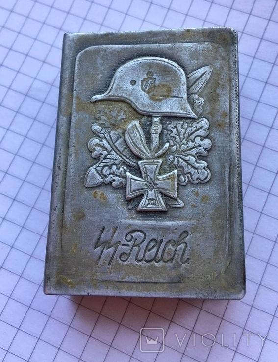 Спичечница сс рейх копия, фото №2
