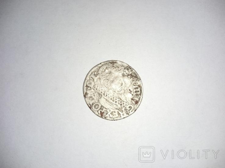Трояк Сигизмунда 1622 год, фото №4
