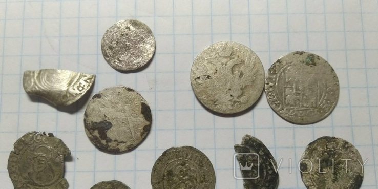 Монети Польши, фото №4