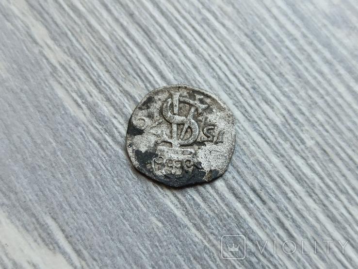 Двуденарий 1570 г., фото №3