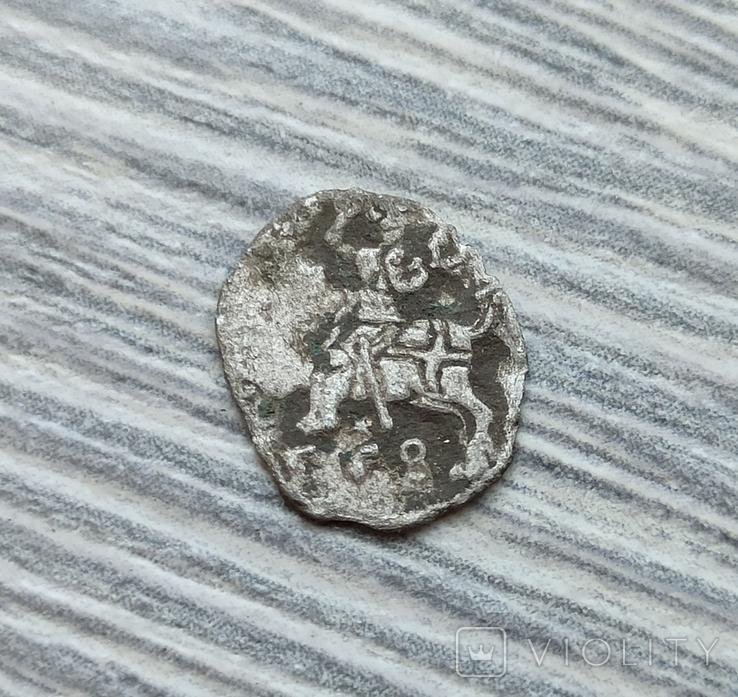 Денарий 1558 г., фото №2