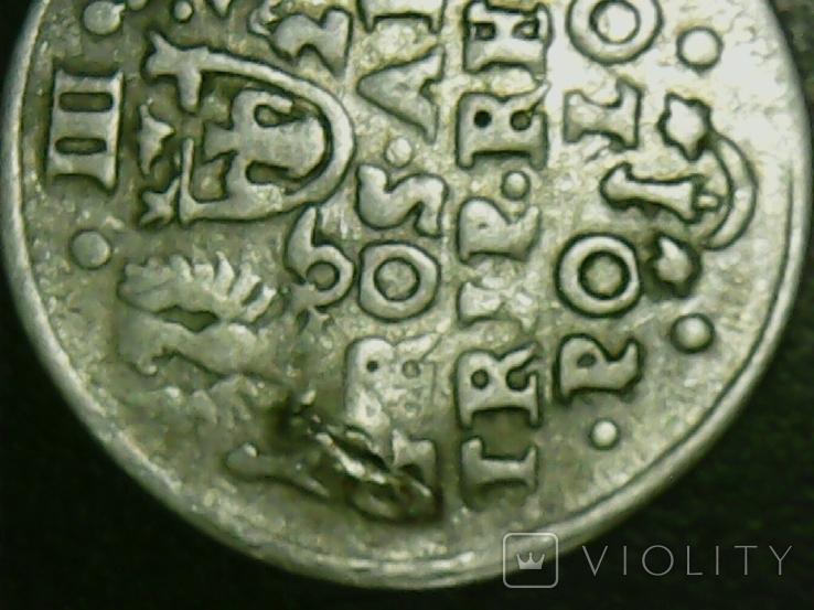 Трояк Коронный 1624 год+ бонус., фото №8