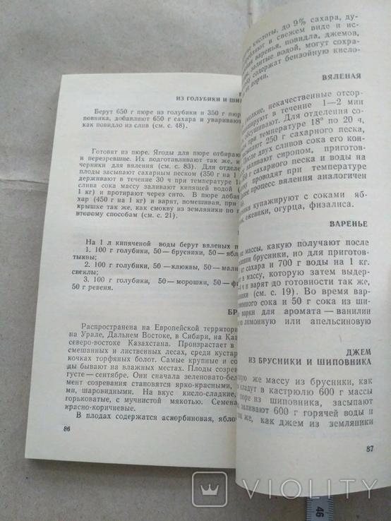 Вяленые фрукты и овощи 1984р, фото №5