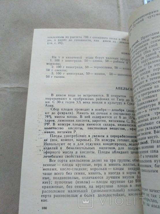 Вяленые фрукты и овощи 1984р, фото №7