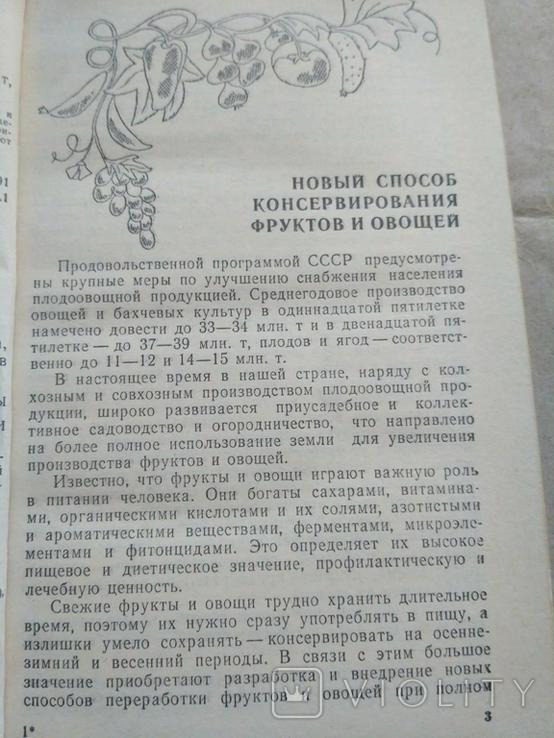 Вяленые фрукты и овощи 1984р, фото №10