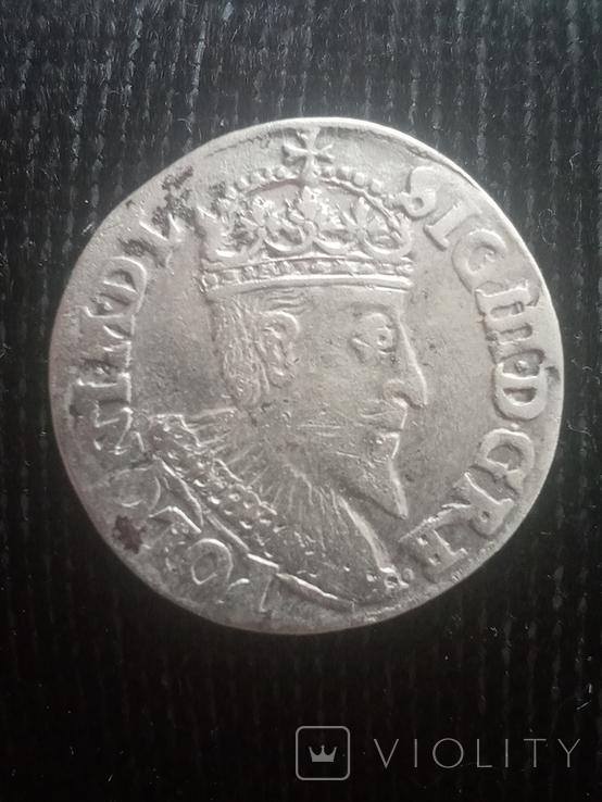 Три гроша 1594, фото №2
