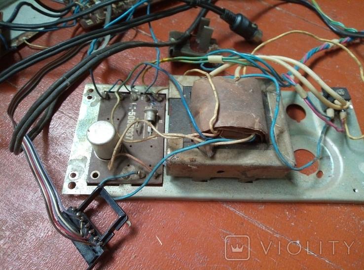 Разборка Вега - 206 блок питания и органы, с рабочего АП, фото №3