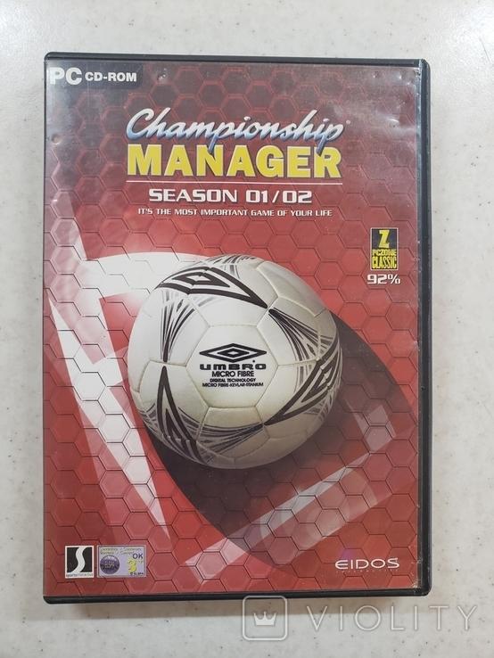 Championship manager: season 01/02 (PC), фото №2