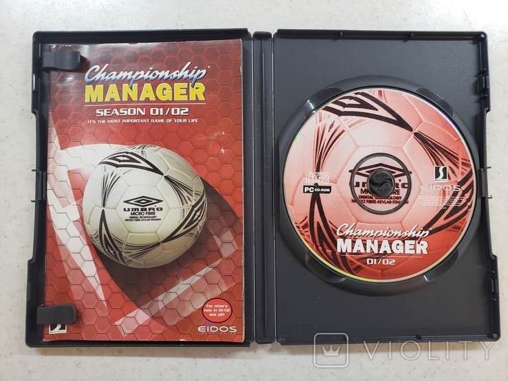 Championship manager: season 01/02 (PC), фото №4