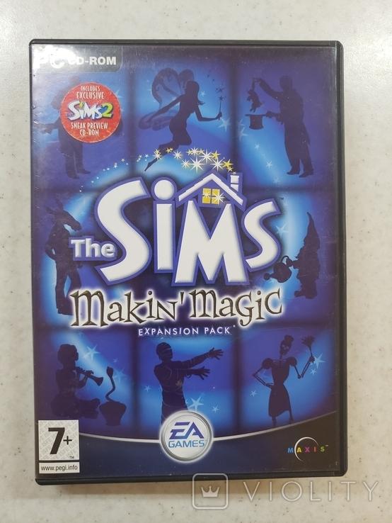 SIMS makin' magic (PC), фото №2