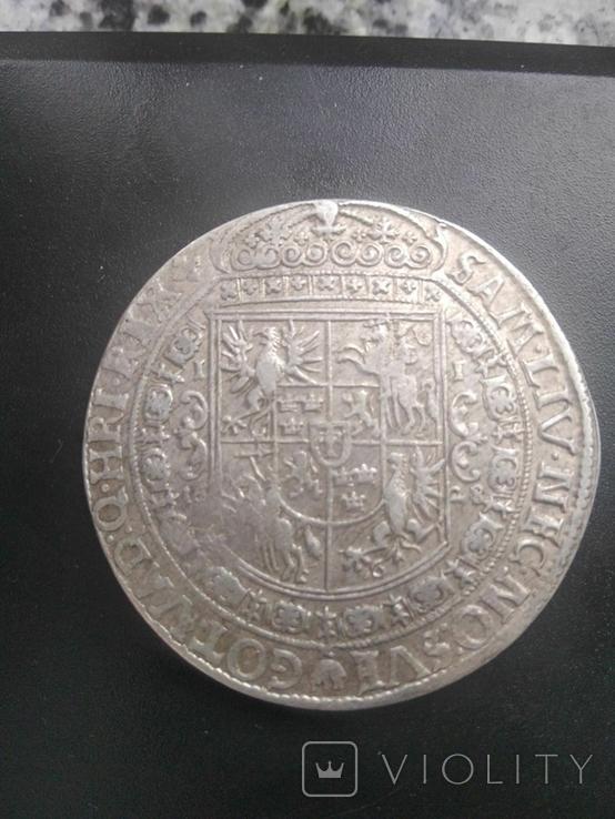 Талер Сигизмунд 3 1628, фото №8