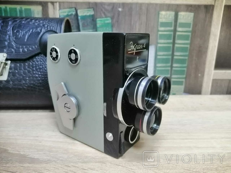 Кинокамера Экран - 4, фото №4