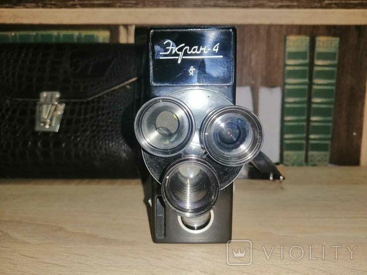 Кинокамера Экран - 4, фото №5