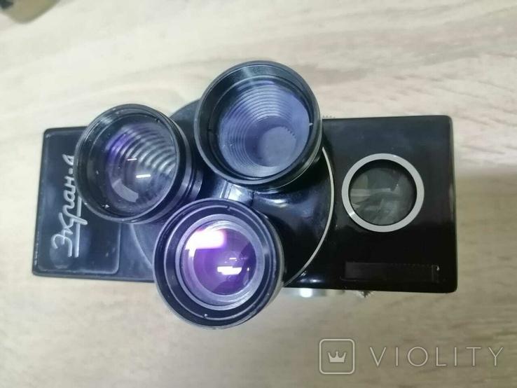 Кинокамера Экран - 4, фото №6