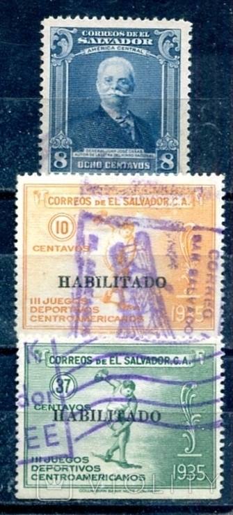 Сальвадор надруки