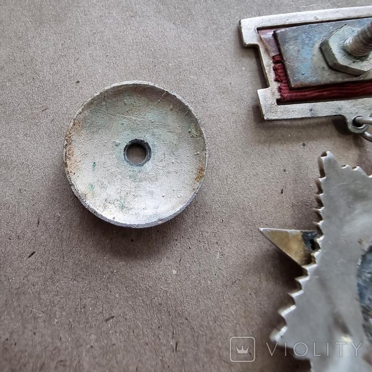 Орден Отечественной войны 2 степени подвесной тип, фото №3