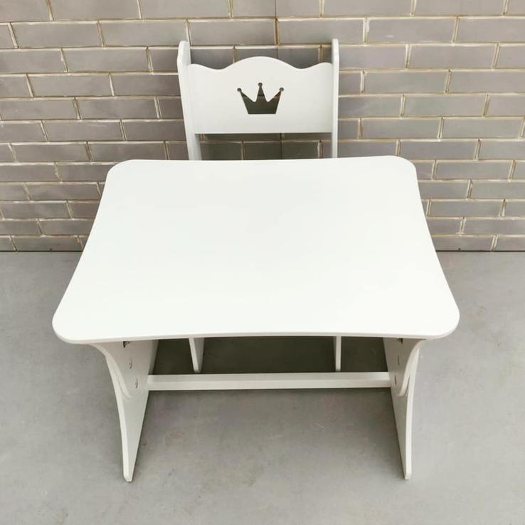 """Столик и стульчик """"Корона"""", фото №7"""