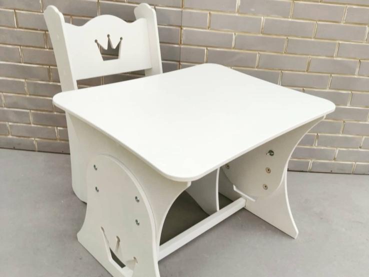 """Столик и стульчик """"Корона"""", фото №10"""