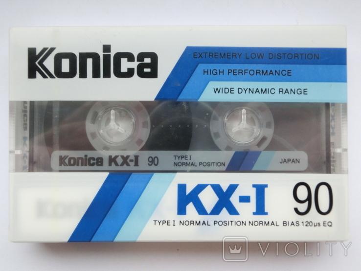 Новая Кассета Konica KX-1 90, фото №2