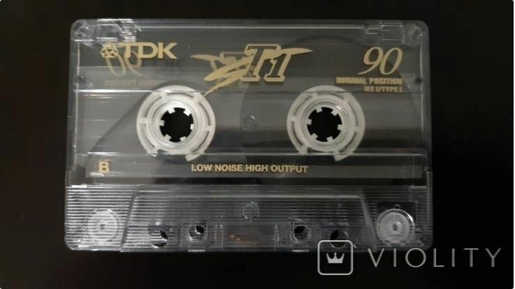 Касета TDK T1 90 (Release year 1997) 2, фото №5
