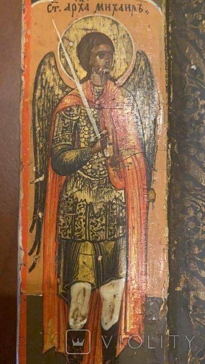 Икона Всем скорбящим радость, начало 19 века, фото №9