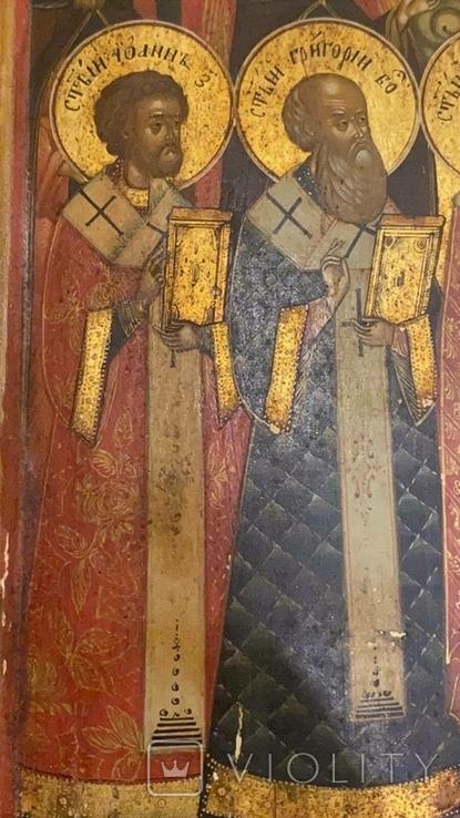 Икона Богоматери Владимирской, Ярославль, Начало 19 века, фото №6