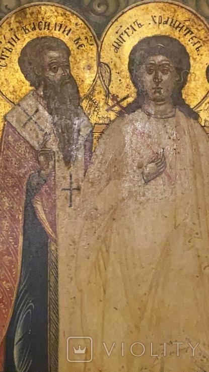 Икона Богоматери Владимирской, Ярославль, Начало 19 века, фото №7