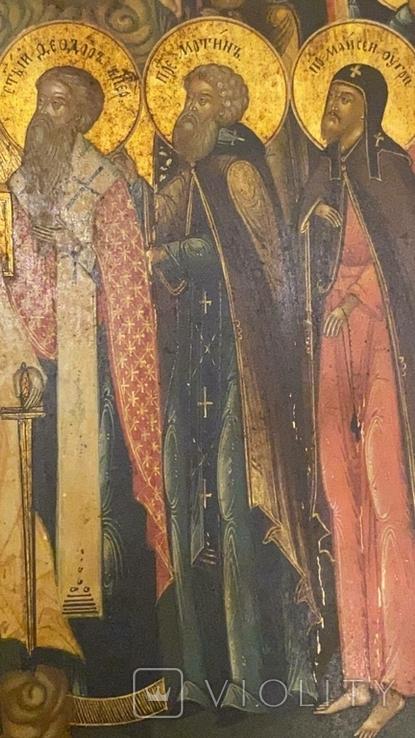 Икона Богоматери Владимирской, Ярославль, Начало 19 века, фото №8