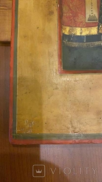 Икона Богоматери Владимирской, Ярославль, Начало 19 века, фото №12