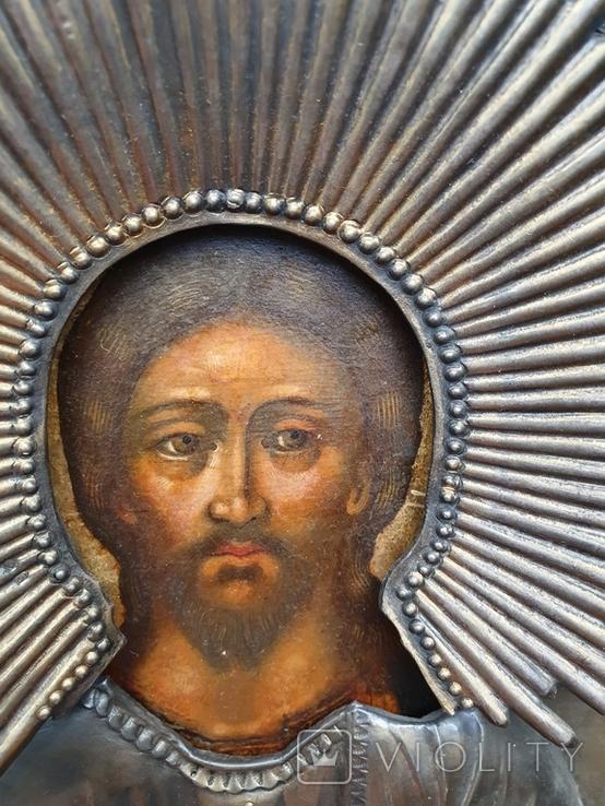Икона Господь Вседержитель.  Аналой., фото №4