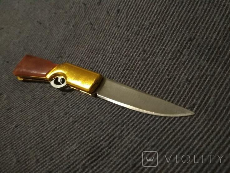 Нож Винтовка Ружье Карабин, фото №2