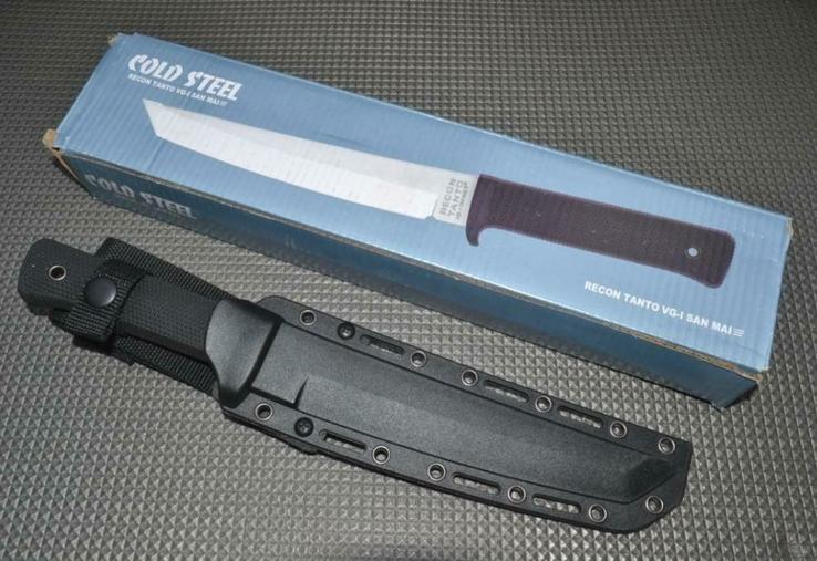 Нож Cold Steel Recon Tanto реплика, фото №6