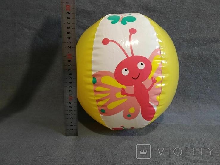 Надувной набор новый Мяч Матрас, фото №5