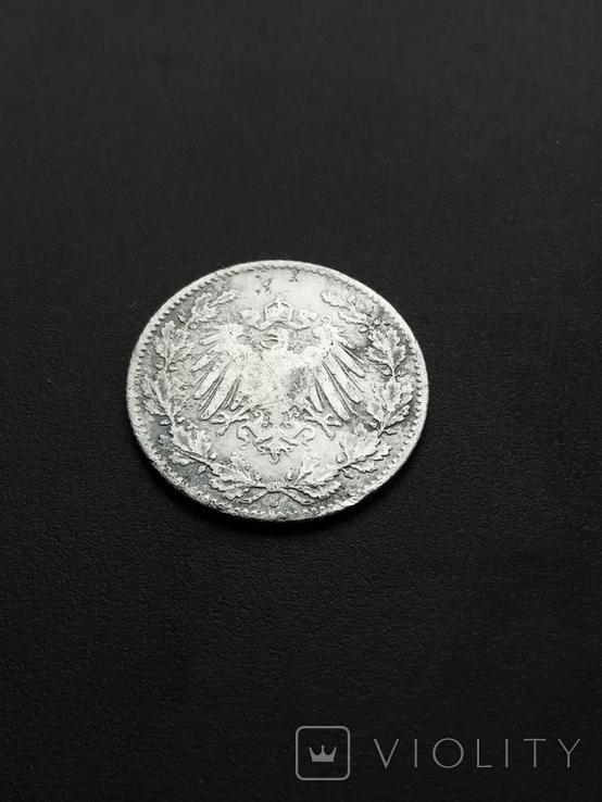 1/2mark 1906, фото №3