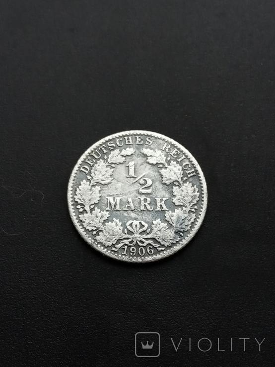 1/2mark 1906, фото №4