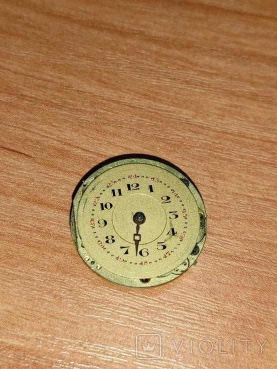 Механізм швейцарського годинника, фото №2