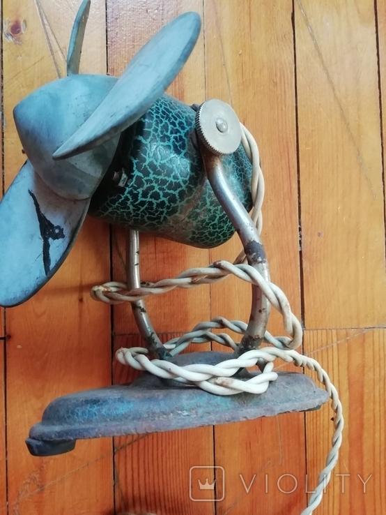 Вентилятор 1957 г, фото №6