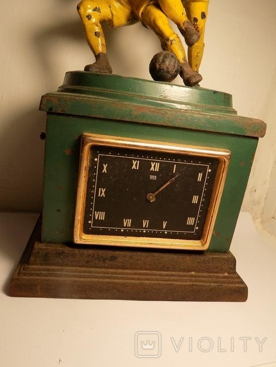 Часы Футболисты . Касли, фото №3