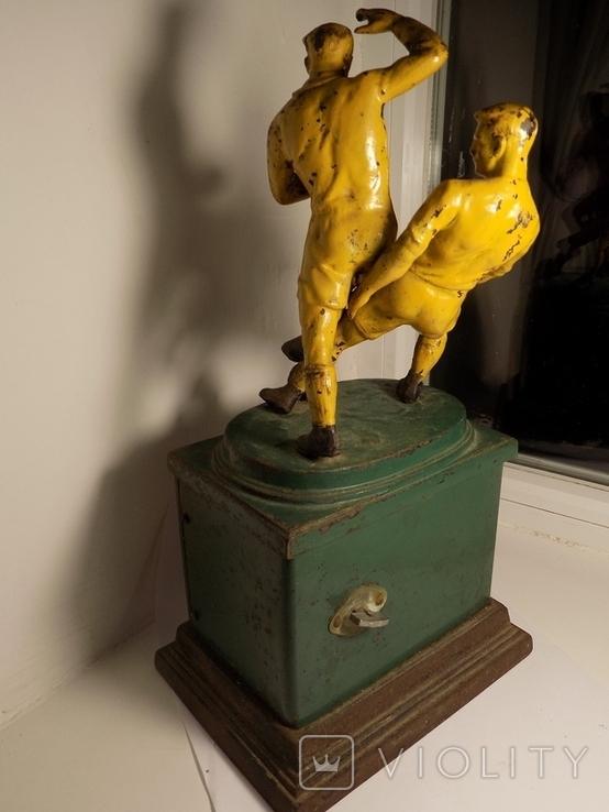 Часы Футболисты . Касли, фото №8