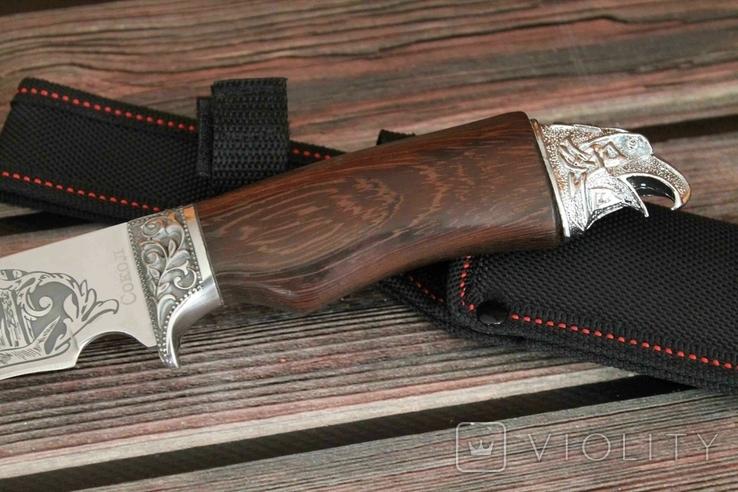 Охотничий нож Сокол, фото №4