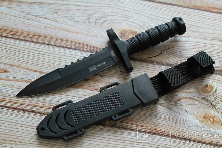 Тактический нож Амфибия, фото №2
