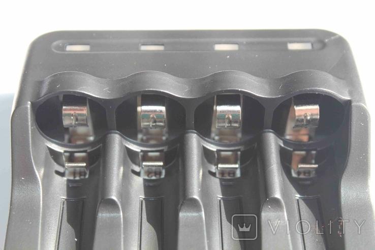 Зарядное устройство Videx для зарядки AAA AA, фото №5