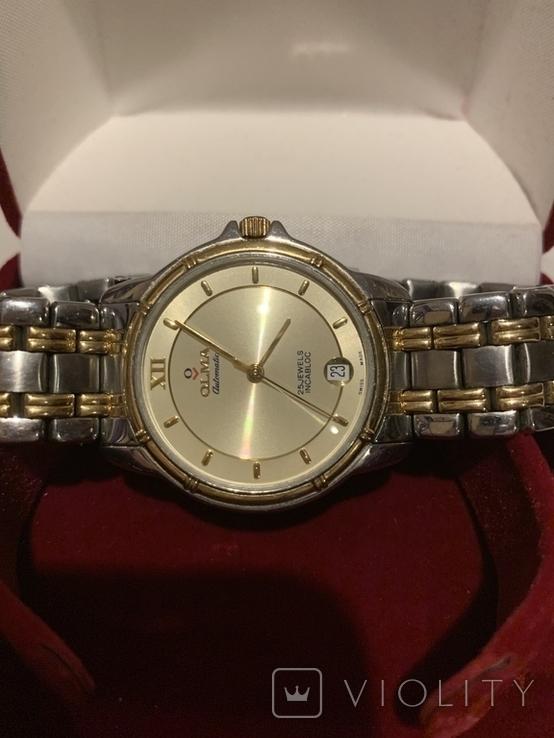 Часы OLMA automatic, фото №2