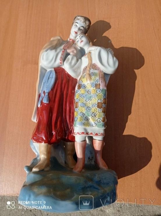 Порцелянова статуетка СССР, фото №6