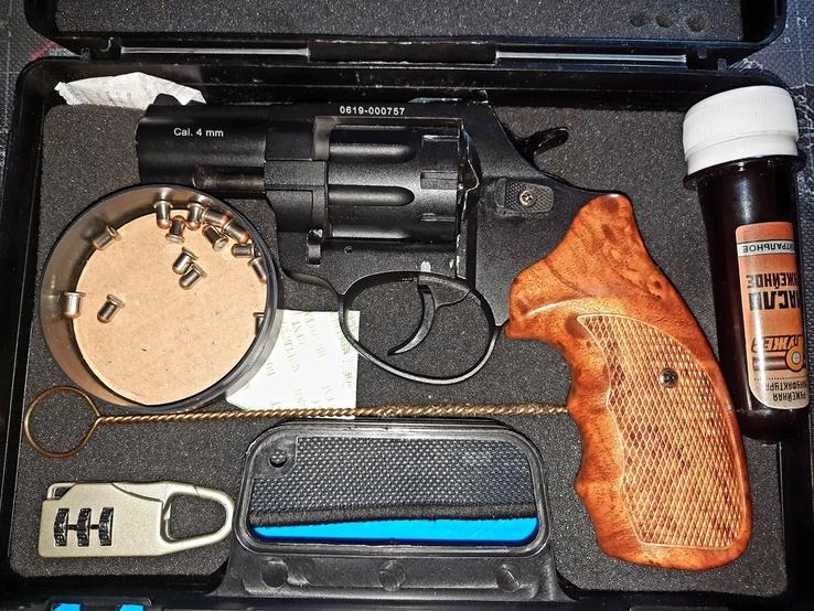 Револьвер, фото №4