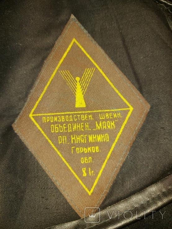 Берет морская пехота вмф ссср, фото №3