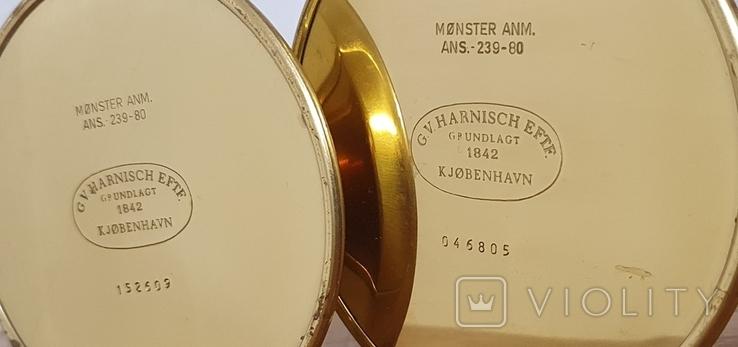 Масляная лампа GV Harnisch Eftf, фото №2