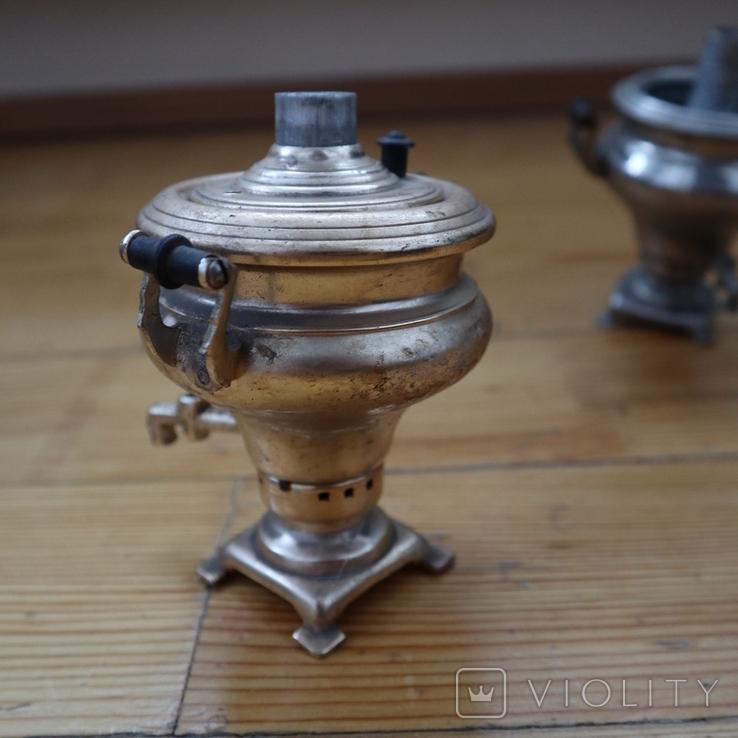 Два самовара сувенира, фото №5